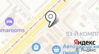 Магазин штор на карте
