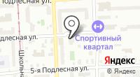 Нотариус Чулкина М.Б. на карте