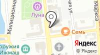 Финотдел на карте