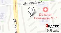 Нотариус Лещенко И.В. на карте
