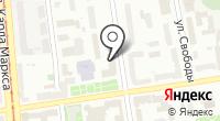 Нотариус Петухова Л.В. на карте