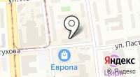 Нотариус Боброва И.П. на карте
