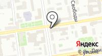 Рив Гош на карте