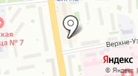 Нотариус Гарифуллина А.Ю. на карте