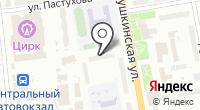 СБ-Финанс на карте