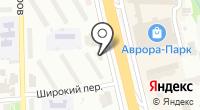 Ингосстрах на карте