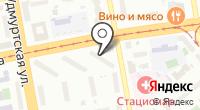 Русская страховая транспортная компания на карте