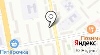 Нотариус Кривопуст Н.В. на карте