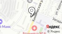 Отдел лицензионно-разрешительной работы Отдела МВД России по г. Оренбургу на карте