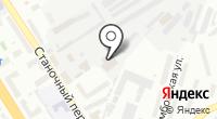 Самшит на карте