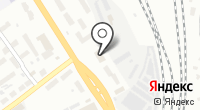 Оренбуржье на карте