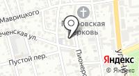 Русское географическое общество на карте