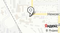 Dэлинс на карте