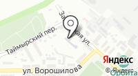 Средняя общеобразовательная школа №63 на карте