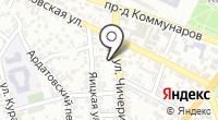 Нурия на карте