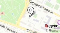 Детский сад №109 на карте