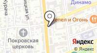 Квазар-Алекса на карте
