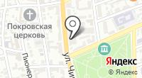 Дианетика на карте