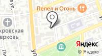 Среди цветов-Оренбург на карте