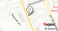 Оренбургский некоммерческий правозащитный фонд правосудия на карте