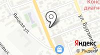 ТКС на карте