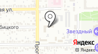 Мега-Рольс на карте