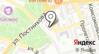 Комитет ветеранов подразделений особого риска РФ на карте
