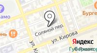 Оренбургоблгражданстрой на карте