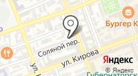 Работа и Обучение в Оренбурге на карте
