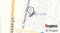 Детский сад №106 на карте