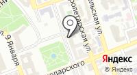 Министерство финансов Оренбургской области на карте