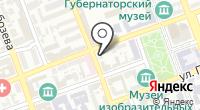 Союз коммунальных предприятий Оренбургской области на карте