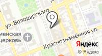 Фитнес-клуб на Советской на карте