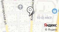 Альянс Строй на карте