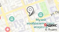 Департамент Оренбургской области по ценам и регулированию тарифов на карте