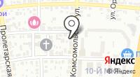 Подшипник на карте