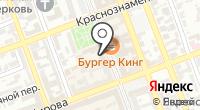 Оренбургский информационный центр на карте