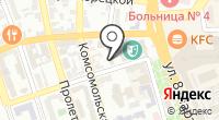 Оренбургская городская местная организация Всероссийского общества слепых на карте