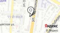 Министерство здравоохранения Оренбургской области на карте