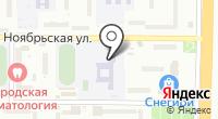 Средняя общеобразовательная школа №68 с углубленным изучением русского языка и математики на карте