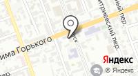 Министерство культуры на карте