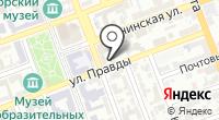 Оренбургская областная общественная писательская организация на карте