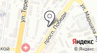 Yoga club на карте