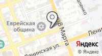 Мещанские штучки на карте