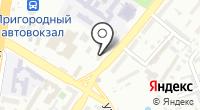 Федерация организации профсоюзов Оренбургской области на карте