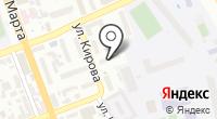 Муниципальный жилищный кооператив на карте