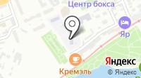 Детский сад №89 на карте
