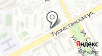 Оренбургская городская служба недвижимости на карте