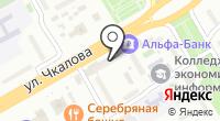 Есения-тур на карте