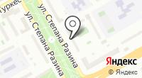 РиэлтСервис на карте